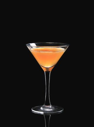 Coctail Charlie Chaplin Cocktail