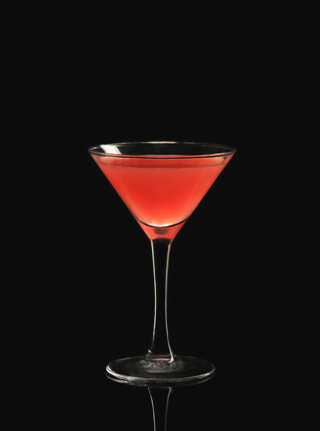 Coctail Maidens Blush Cocktail